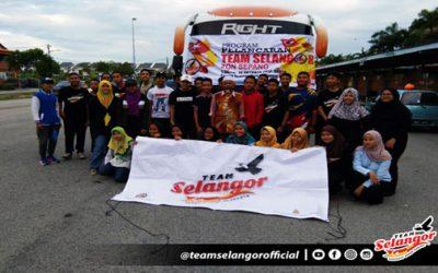 Jelajah Team Selangor Zon Sepang
