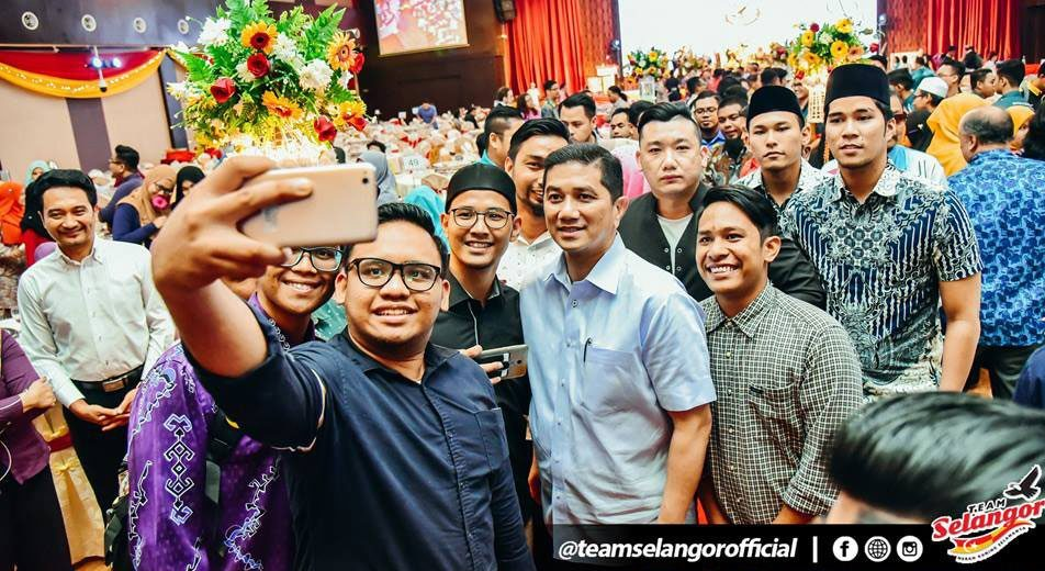 Pelancaran Team Selangor