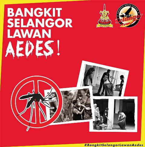 Bangkit Selangor Lawan Aedes!
