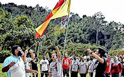 Sukarelawan Penyubur Demokrasi