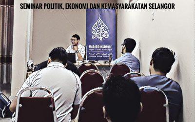Seminar Politik, Ekonomi dan Kemasyarakatan Selangor